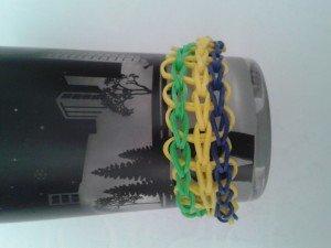 "bracelet ""triple simple"""
