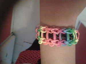 "bracelet ""Ladder"""